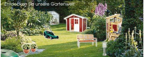 Gartenwelt Gartencenter Vähning